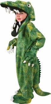 toddler crocodile costume #ToddlerCostume #HalloweenCostume #Halloween2014