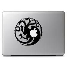 Image result for macbook skins game of thrones