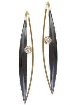 Ed Levin Jewelry Willow Wink earrings @edlevinjewelry