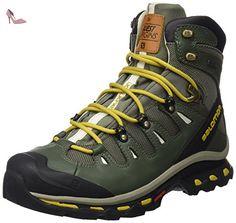 Salomon Quest Origins 2 GTX chaussures trekking 8,5 forest - Chaussures salomon (*Partner-Link)