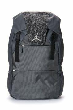 Nike Air Jordan Male Laptop Backpack Bookbag Grey (546472-021) Nike,http://www.amazon.com/dp/B00FYM31QY/ref=cm_sw_r_pi_dp_AE6Btb1SN4VY0NHN #Nike #Jordan #Backpack #OrlandoTrend
