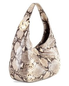 Michael Kors - as much as I hate snakes you'd think I wouldn't like this...but I love it for some reason!