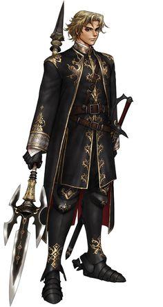 Camus from Fire Emblem: Shadow Dragon