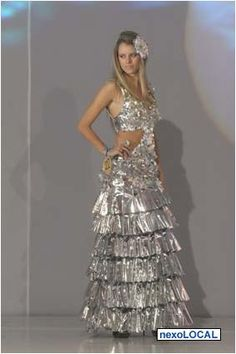 Ana en traje 18 de Mejores en material reciclado Pinterest imágenes ZPTYYxn