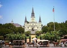 New Orleans Jackson Square
