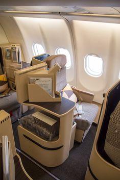 Etihad Business Class - Mein Sitz 11A #businessclass #airbus #boeing #economyclass #firstclass #etihad #travel #review #food #airbusa330