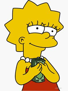 Money Manifestation Videos - - Money Heist Names - - - Simpsons Drawings, Simpsons Art, Cartoon Drawings, Simpsons Characters, Fictional Characters, Cute Canvas Paintings, Mini Canvas Art, Small Canvas, Trippy Drawings