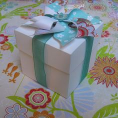 Mel Stampz: PINWHEEL bow & 2 and 5/8 BOX (3 Templates & 25+ pin-wheel links)