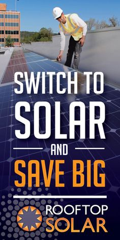 Get a free quote and see how much you could be saving! Visit rooftopsolar.us/free-solar-quote.htm