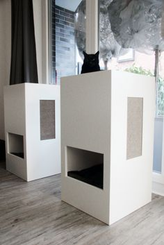 katzen and katzenb ume on pinterest. Black Bedroom Furniture Sets. Home Design Ideas