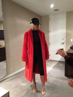 Keeping Up With Kimye — Kimkardashian: FITTINGS- Givenchy X Yeezy X Anti...