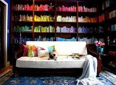 Bookshelf spectrum. Dreamy.