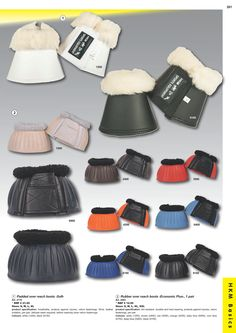 HKM Bell Boots Range