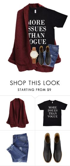 """I've got issues but you got them too"" by gra-nola ❤ liked on Polyvore featuring Essie, A.P.C. and Kate Spade"