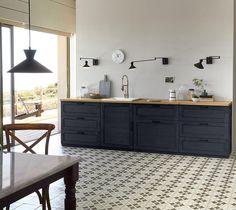 Interieur | 10x inspiratie voor een zwarte keuken • Stijlvol Styling - Woonblog…