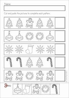 Christmas math literacy worksheets activities no prep christmas math literacy worksheets activities no prep education pinterest literacy worksheets math literacy and syllable ibookread Download