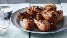 Easy Tandoori Chicken Recipe, Chicken Leg Recipes, Chicken Drumstick Recipes, Teriyaki Chicken, Recipe Chicken, Slow Cooker Chicken Curry, Chicken Spices, Chicken Legs, Fun Cooking