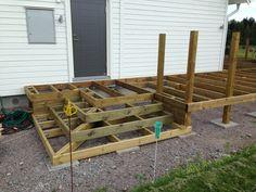 Pergola Videos Plans On Deck - - Steel Pergola Ideas Australia Cool Deck, Diy Deck, Diy Pergola, Pergola Kits, Rustic Pergola, Corner Pergola, Wood Pergola, Pergola Shade, Pergola Ideas