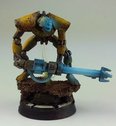 Rumplemaster Miniatures: Necron Army - Finished Photos