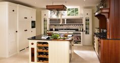 Luxury Bespoke Kitchens - The Cook's Kitchen | Mark Wilkinson
