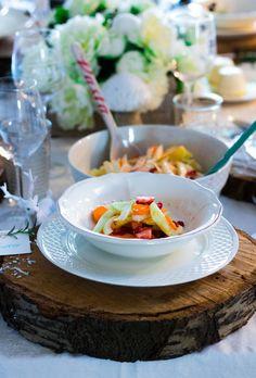 tavola inverno insalata