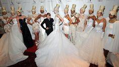Ezra at Couture Fashion Week New York