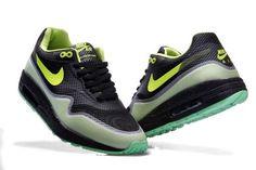 Faites des emplettes pour la vente Nike Air Max 1 Hyperfuse Noir/Grise/Jaune Chaussures Homme France Les Meilleurs Prix