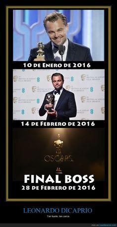 Vamos, Leo, que casi lo tieneeeees... - Tan fuerte, tan cerca