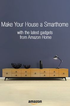Looking to make your home a little smarter? Find the latest gadgets, devices and smart home solutions.