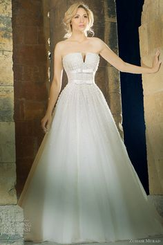 Zuhair Murad Wedding Dresses 2011 | Wedding Inspirasi