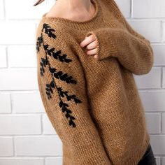Mohair sweater Knitted pullover Beige sweater Gold sweater