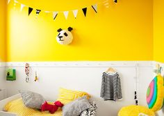 Vol 2 - Ruutupaperilla Be Design, Big Game, Decoration, Yellow, Room, Kids, Colors, Home Decor, Universe