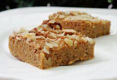 Diet Desserts, Paleo Dessert, Dessert Recipes, Healthy Cake, Healthy Sweets, Healthy Food, Healthy Recipes, Paleo Desert Recipes, Paleo Vegan Diet