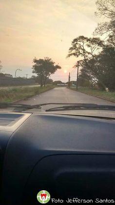 Pôr do Sol -Paulínia -SP 16/09/16 ás 17:45 Foto:Jefferson Santos/Ambientalista