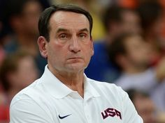 Why Coach K just won't retire from Team USA or Duke