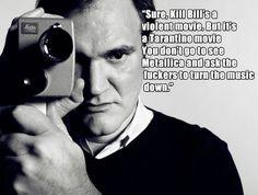 Damn righteous Quentin Tarantino ♥