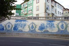 Painel de azulejos do Rossio, Viseu