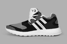 The most extensive look at Y-3's new sneaker offerings yet.