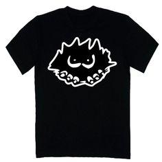 T-shirt męski - dziura w koszulce z FamilyInBlack.pl
