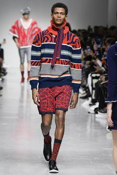 Sibling Fall 2017 Menswear Fashion Show