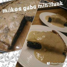 Test és Forma: Hamis mákos guba IR-barát, gluténmetes változatban Photocollage, Guam, Ethnic Recipes, Food, Essen, Meals, Yemek, Eten