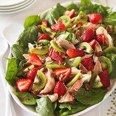 Top 10 Healthy Kiwi Salad Recipes - Top Inspired