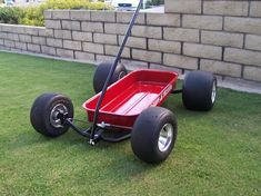 Click to See Next Image Custom Radio Flyer Wagon, Radio Flyer Wagons, Sleds For Kids, Red Wagon, Kids Ride On, Pedal Cars, Collector Cars, Go Kart, Tricycle