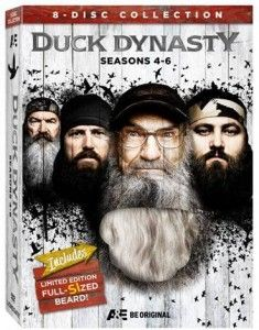 Save $2. on Duck Dynasty, Seasons 4-6 on DVD!
