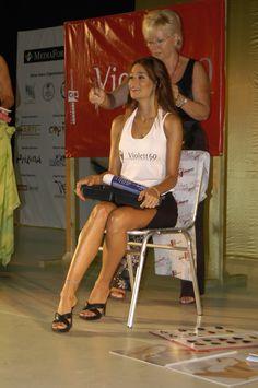 Asuman Krause German of Turkish origin, former model, presenter, actress and singer.