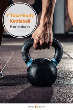 Skip your typical swing and try these seven creative kettlebell exercises. They each challenge your muscles in new ways to get you toned. via @dailyburn