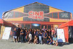 JORNAL O RESUMO: Cinema itinerante gratuito chega à Araruama