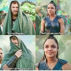 He's MY strongest Avenger.