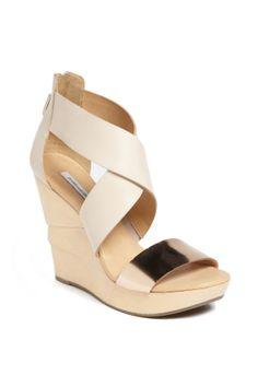 Opal Wedge Sandal