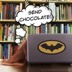 Please Send Chocolat